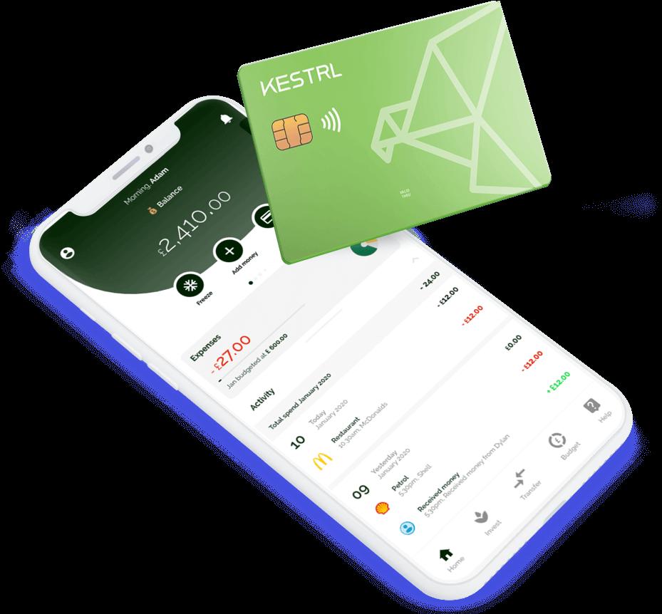 Kestrl App